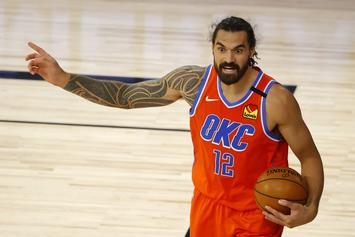 Thunder Trade Steven Adams To The Pelicans