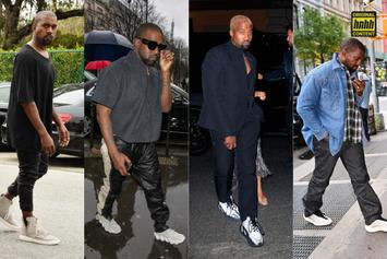 Kanye West's Yeezy Sneaker Designs Are Getting Stranger And Stranger