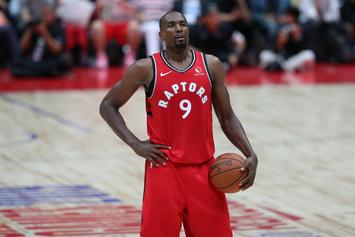 Serge Ibaka Sends A Heartfelt Message To Raptors Fans