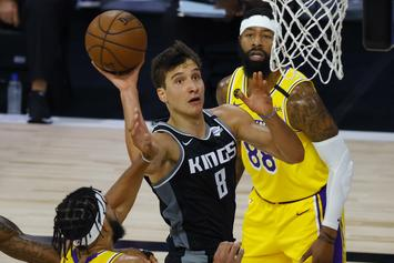 Bogdan Bogdanovic Agrees To Sign With Hawks: Report