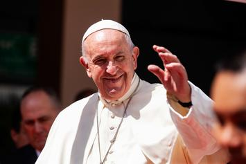 Pope Francis To Meet With Five NBA Stars About Social Justice