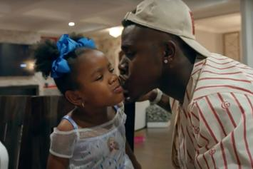 """DaBaby & His Daughter Drop Video For """"More Money More Problems"""""""