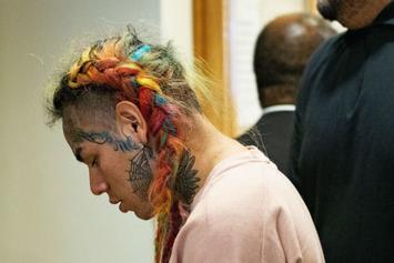 """6ix9ine Let Chasing Fame Turn Him """"Into A Monster,"""" Says Doc Director"""