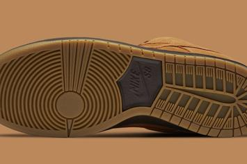 "Nike SB Dunk Low ""Wheat Mocha"" Officially Unveiled"