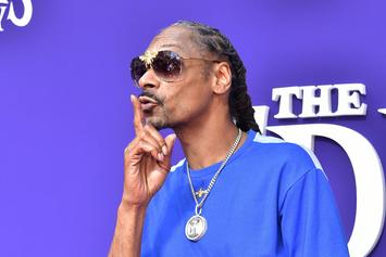 Snoop Dogg Gives Up After Thanksgiving From Hell
