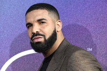 Drake's Son Adonis Also Has A Heart Braided Into His Hair