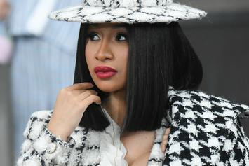 Cardi B Stuns On The Cover Of 2020's Billboard's Woman Of The Year