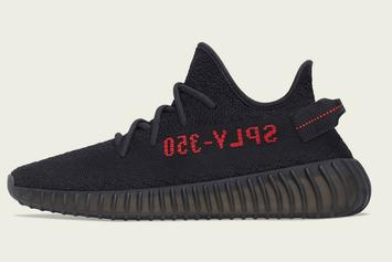 """Adidas Yeezy Boost 350 V2 """"Bred"""" Continues To Be A Juggernaut"""