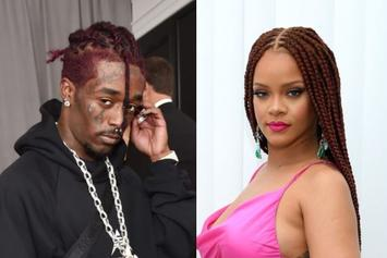 Lil Uzi Vert Continues To Lament Over Rihanna & A$AP Rocky Romance Rumors