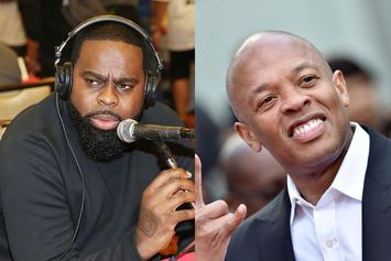 """KXNG Crooked & Dr. Dre Throwback Sparks """"What-If"""" Theories"""