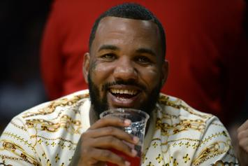 The Game's Kids Saved Up Their Allowances To Buy Him A Tesla For His Birthday