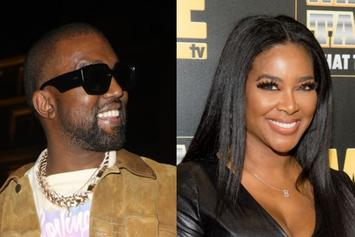 "Kenya Moore Details ""Disaster"" Date With Kanye West: ""The Craziest Thing"""