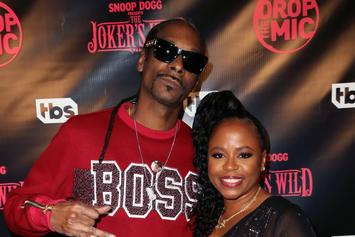 Snoop Dogg's Wife Riles Up Fans With Cryptic IG Story