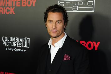 """Matthew McConaughey Calls Out The """"Illiberal Left"""" As Hypocrites"""