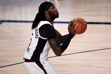 Montrezl Harrell Trolled By Ex-Clippers Teammates During First Lakers Game