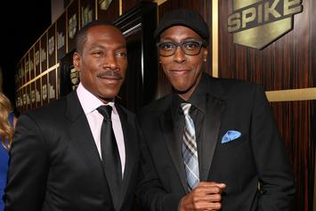 """Coming 2 America"": New Photos Of Eddie Murphy & Arsenio Hall Unveiled"