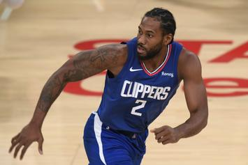 Kawhi Leonard Reacts To Clippers Lawsuit And Investigation