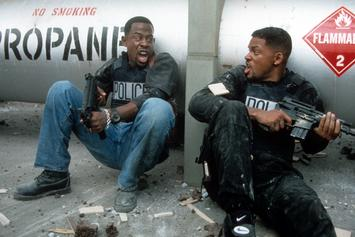 """""""Bad Boys"""" Film Franchise Gets A 25th Anniversary Capsule Collection"""