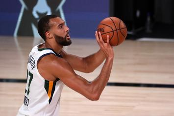 Rudy Gobert's $205 Million Deal Confuses NBA Fans