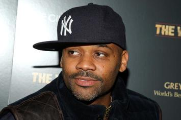 """Dame Dash Admits He's """"Lacking Breast"""" Following Son's Birth"""