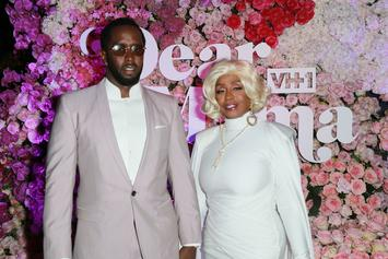 Diddy Gifts His Mom $1 Million Cheque & New Bentley For 80th Birthday