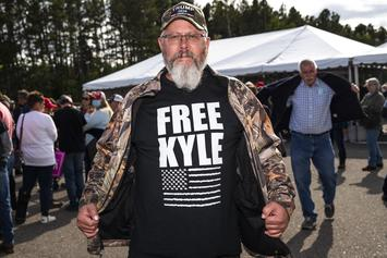 """Kyle Rittenhouse's Mother Sells """"Free Kyle"""" Merch For Legal Defense"""