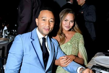 """Chrissy Teigen Is """"Sad She Will Never Be"""" Pregnant Again"""
