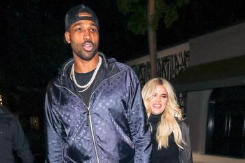 Khloe Kardashian Wears Massive New Ring Spurring Tristan Thompson Engagement Rumors