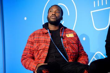 """Meek Mill Vows To Finish New Album In Philly Despite Beef: """"Yall Got 2 Comfy"""""""