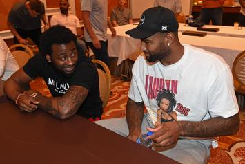John Wall & DeMarcus Cousins Forced Into 7-Day Quarantine