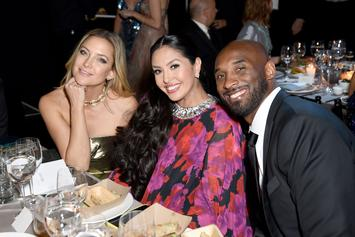 Vanessa Bryant Tributes Kobe & Gianna With Christmas Family Photo