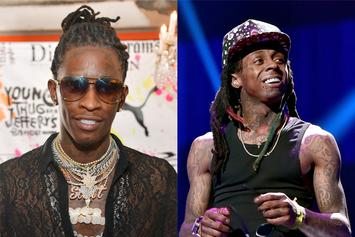 Lil Wayne Ignored Young Thug The First Time They Met: Watch