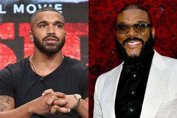 Tyler Lepley Says Him & Tyler Perry Aren't Gay