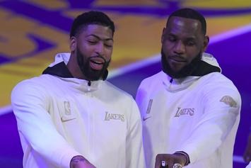 Anthony Davis Responds To Plans For LeBron James' Birthday Amidst Pandemic