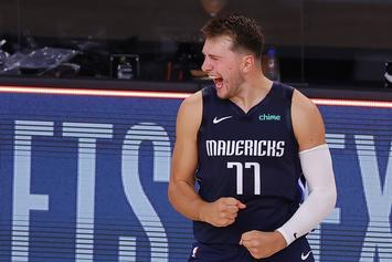 Luka Doncic Increases Lead As Odds Favorite To Win MVP Award