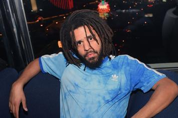 """J. Cole Shares """"The Fall Off Era"""" Timeline, Fans Believe He's Hinting At Retiring"""