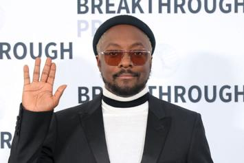 "Will.i.Am Says ""It Hurts"" That Black Eyed Peas Aren't ""Considered A Black Group"""