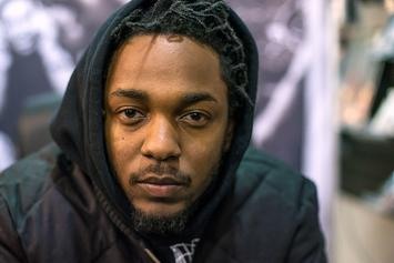 Kendrick Lamar Sighting Sparks New Year Optimism
