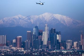 FEMA Declares Los Angeles County Most Dangerous Place To Live In US