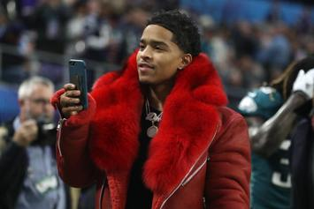 Diddy's Son Justin Combs Busted In Miami For Jet Skiing