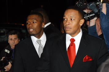 50 Cent Reacts To Dr. Dre's Home Being Burglarized While He's Hospitalized