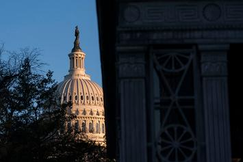 Women Shot During Storming Of The Capitol In Critical Condition: Report
