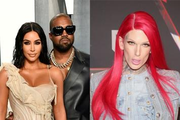 "Kanye West & Kim Kardashian ""Source"" Responds To Jeffree Star Rumors"