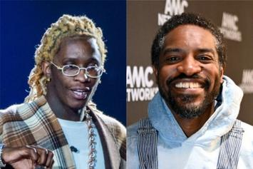 Young Thug Gets T.I. A Rare Gift, Promises The Same For Andre 3000