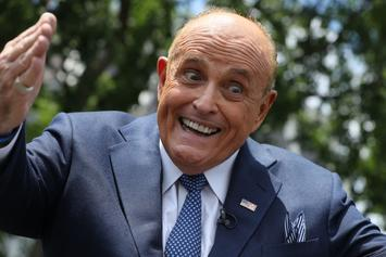 Donald Trump Doesn't Want To Pay Rudy Giuliani: Report