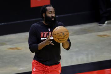 James Harden's Nets Number Revealed