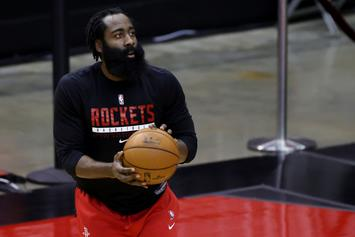 James Harden Said This to Nets GM After Blockbuster Trade