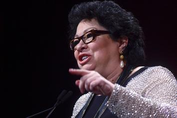 """Supreme Court's Sonia Sotomayor Condemns Trump's Executions: """"It's Not Justice"""""""