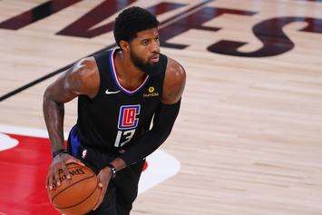 "Paul George Says He's Playing With ""Vengeance"" Following Weak Playoff Performance"