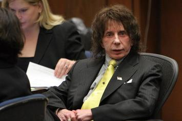 Grammy-Winning Music Producer Phil Spector Dies While Incarcerated For Murder